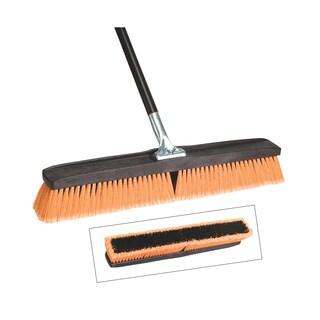 "DQB Industries 09973 24"" Professional Push Broom"