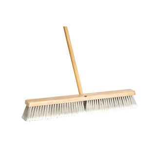 "DQB Industries 10653 24"" Synthetic Push Broom"