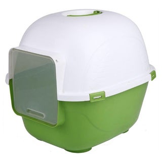 Penn Plax Deluxe Private Litter Box
