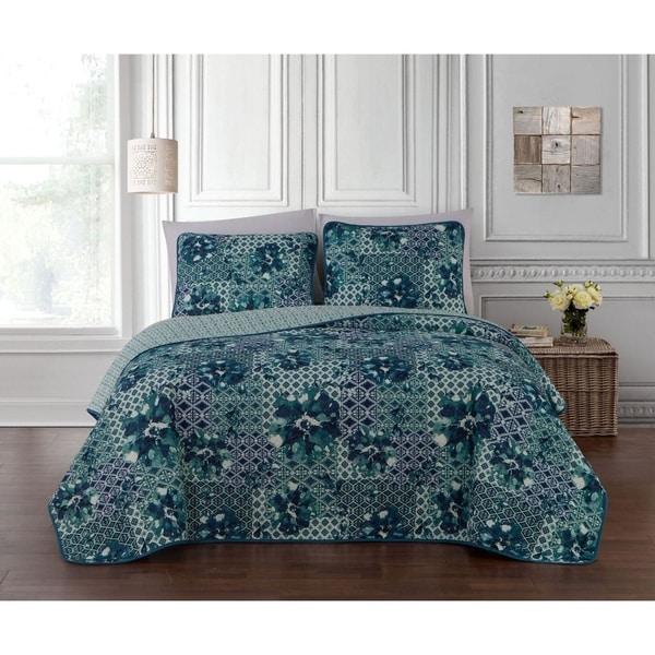 Avondale Manor Phoebe 3-piece Quilt Set