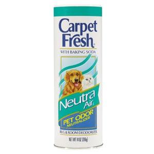 Jensen Carpet Fresh 27900 NeutraAir Pet Odor Neutralizer ...