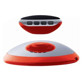 Air2 Red Levitating Bluetooth/USB Speaker
