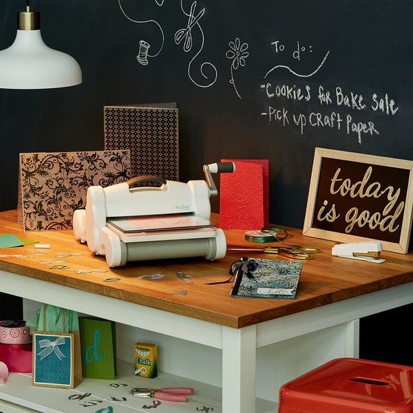 Shop Sizzix Big Shot Plus Die Cutting Machine Value Kit
