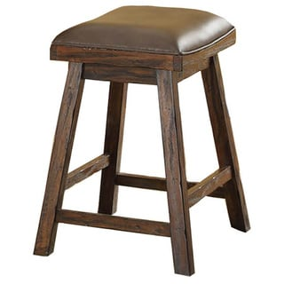 Whitaker Furniture Set of 24 Classic Saddle Stools