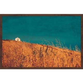 Marmont Hill - 'Cabo Espichel' by Ingrid Beddoes Framed Painting Print