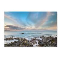 Pierre Leclerc 'South Maui Sunrise' Canvas Art