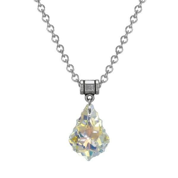 Shop Handmade Jewelry by Dawn Aurora Borealis Crystal ...