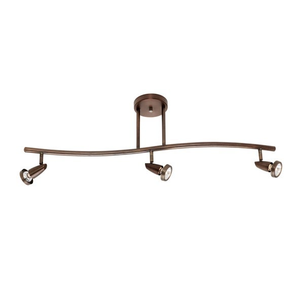 Access Lighting Mirage 3-light Bronze Pendant