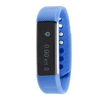 RBX Active TR5 Navy Waterproof Bluetooth Activity Fitness Tracker with Touchscreen