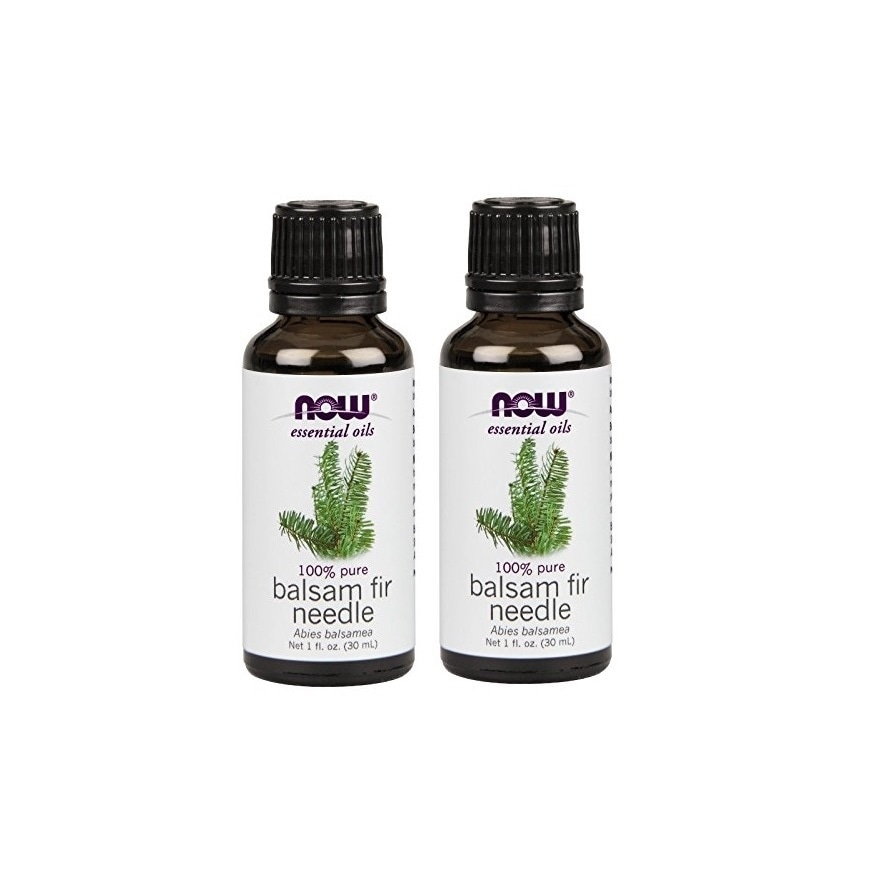 Now Foods Balsam Fir Needle 1-ounce Oil (Pack of 2) (2 Pa...