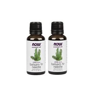 Now Foods Balsam Fir Needle 1-ounce Oil (Pack of 2)