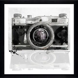 """BY Jodi """"Before Selfies"""" Framed Plexiglass Wall Art"""