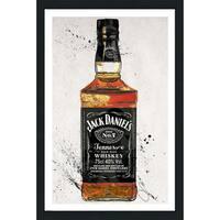 "BY Jodi ""Jack"" Framed Plexiglass Wall Art"