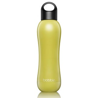 Bobble Insulate Pear Stainless Steel 15-ounce Water Bottle