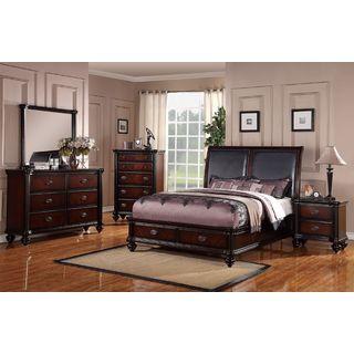 Abramo 6 Piece Bedroom Set