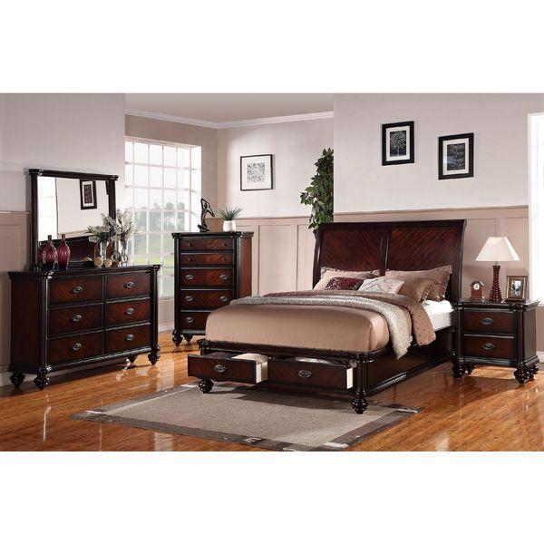Shop Anatolio 6 Piece Bedroom Set