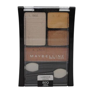 Maybelline Expert Wear Luminous Lights Gold Lights Eyeshadow