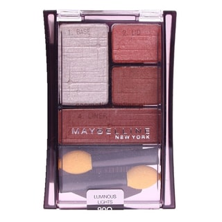 Maybelline Expert Wear Luminous Lights Rose Lights Eyeshadow
