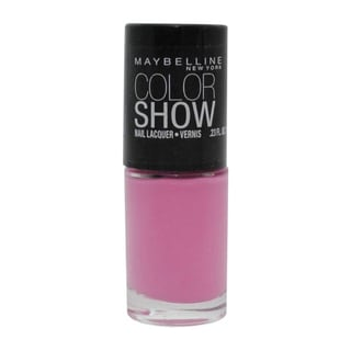 Maybelline Color Show Chiffon Chic Nail Lacquer