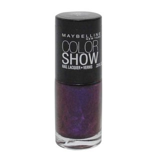Maybelline Color Show Plum Paradise Nail Lacquer