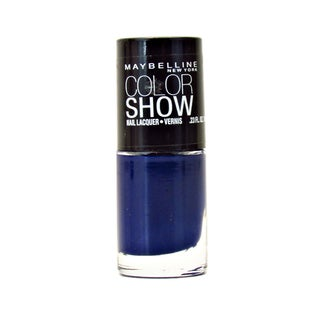 Maybelline Color Show Sapphire Siren Nail Lacquer
