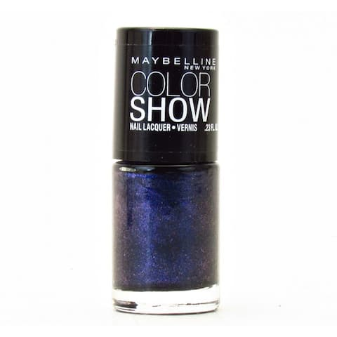 Maybelline Color Show Blue Freeze Nail Lacquer