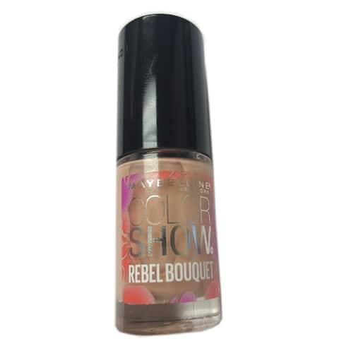 Maybelline Color Show Rebel Bouquet Beach Blossom Nail Lacquer