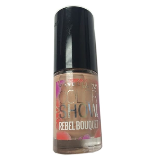 Shop Maybelline Color Show Rebel Bouquet Beach Blossom Nail Lacquer ...