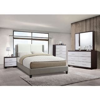 Kenneth 4 Piece Bedroom Set