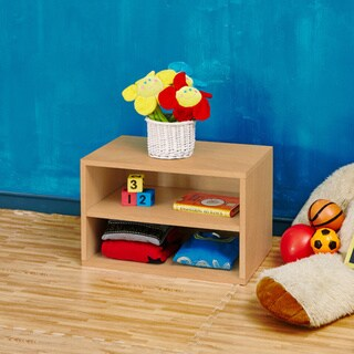 Blox Stackable Storage Shelving System Divider Unit LIFETIME WARRANTY (made from sustainable non-toxic zBoard paperboard)