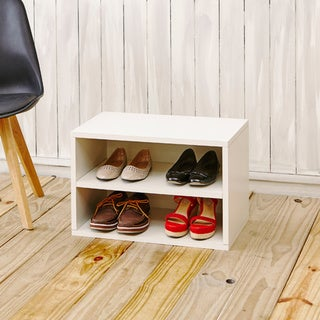 Handmade Blox Stackable Storage Shelving System Divider Unit LIFETIME WARRANTY (made from sustainable non-tox