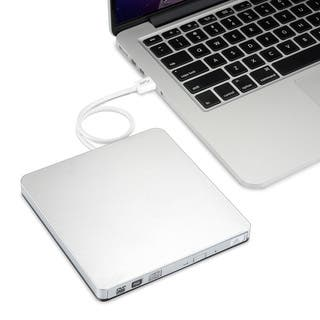 CD/DVD-RW External Drive for Apple Macbook, Macbook Pro, and Macbook Air|https://ak1.ostkcdn.com/images/products/12948311/P19699411.jpg?impolicy=medium