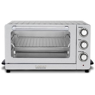Link to Cuisinart Toaster Oven Broiler with Convection, Stainless Similar Items in Kitchen Appliances