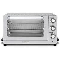 Cuisinart Toaster Oven Broiler with Convection, Stainless