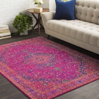 Meticulously Woven Demy Rug (5'3 x 7'3)