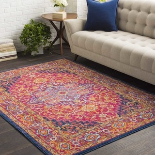 Meticulously Woven Dinshaw Rug (5'3 x 7'3)