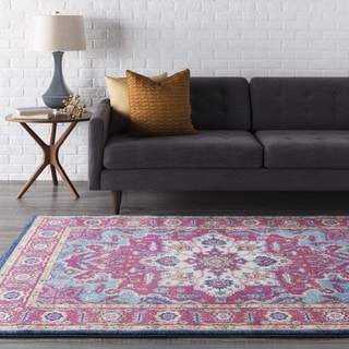 Meticulously Woven Famous Rug (5'3 x 7'3)