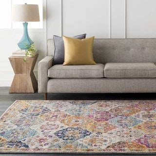 Meticulously Woven Modest Rug (7'10 x 10'3)