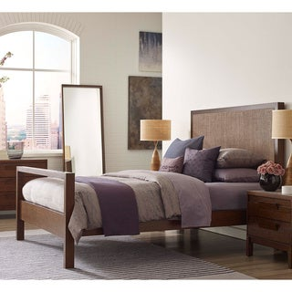 Calvin Klein Cooper Woven King-size Bed