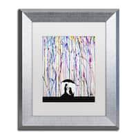 Marc Allante 'Sempre' Matted Framed Art