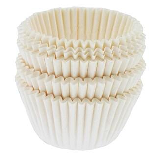 Norpro 3590 White Mini Muffin Cups 100-count