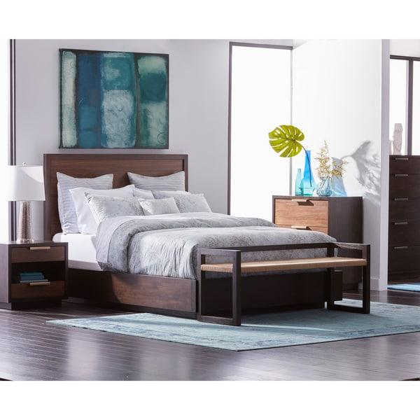 Calvin Klein Essex Platform King Size Bed