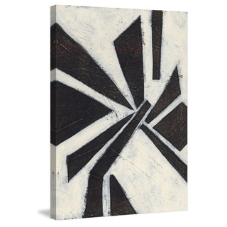 Marmont Hill - 'Symbiotic VI' Painting Print on Wrapped Canvas