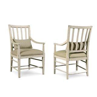 A.R.T. Furniture Echo Park Slat-back Arm Chair (Set of 2)