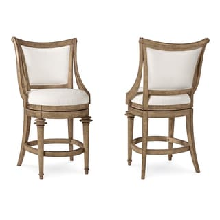 A.R.T. Furniture Pavilion Upholstered Back High Dining Chair (Set of 2)