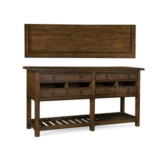 A.R.T. Furniture Echo Park Brown Wood Sideboard