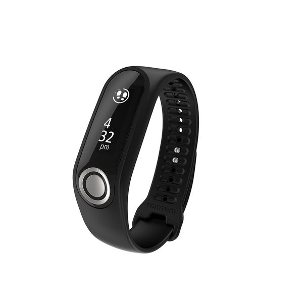 TomTom Touch Fitness Tracker with Heart Rate Black Small