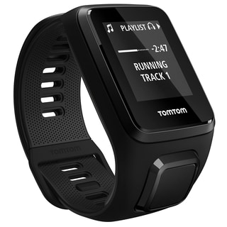 TomTom Spark 3 Music Fitness Tracker Large