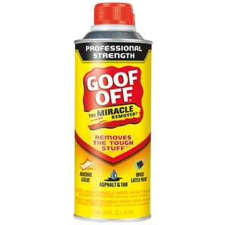 Goof Off FG653 16 Oz VOC Goof Off Cleaner