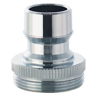 Waxman Consumer Group 7612000LF Low Lead Dishwasher Snap Fit Adapter